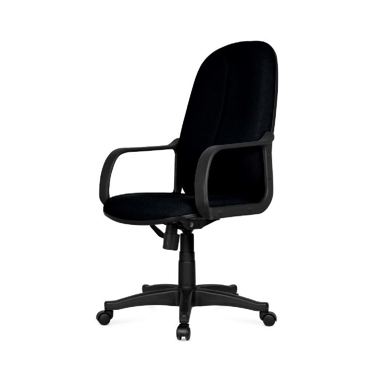 Kursi kantor (Kursi kerja) EXE Series - EXE55 Black - PVC Leather