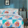 Sleep Buddy Set Sprei dan bed cover Chiclic Cotton Sateen 180x200x30