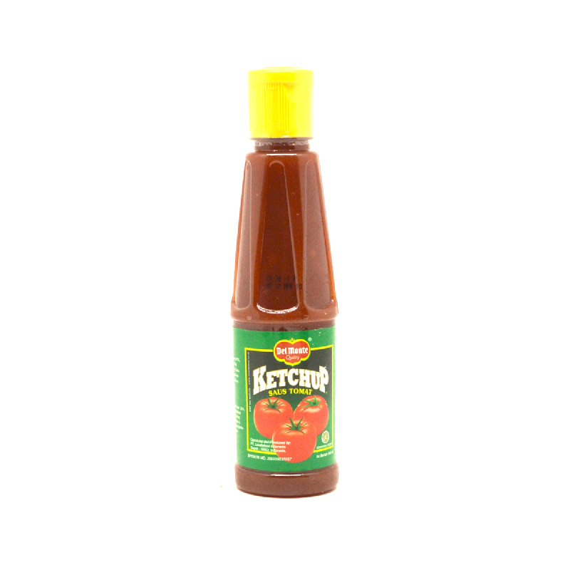 Del Monte Tomato Ketchup  Pet 140 Ml