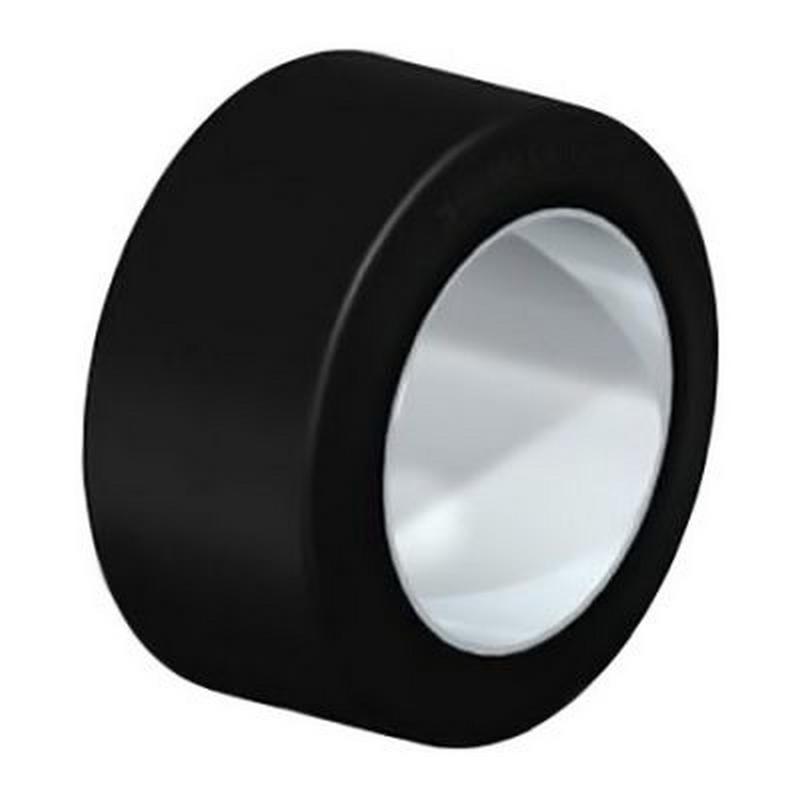 BEV 125x50-75-ZDG Elastic Solid Rubber Tread with Steel Insert BEV 200x75-100-ZDG