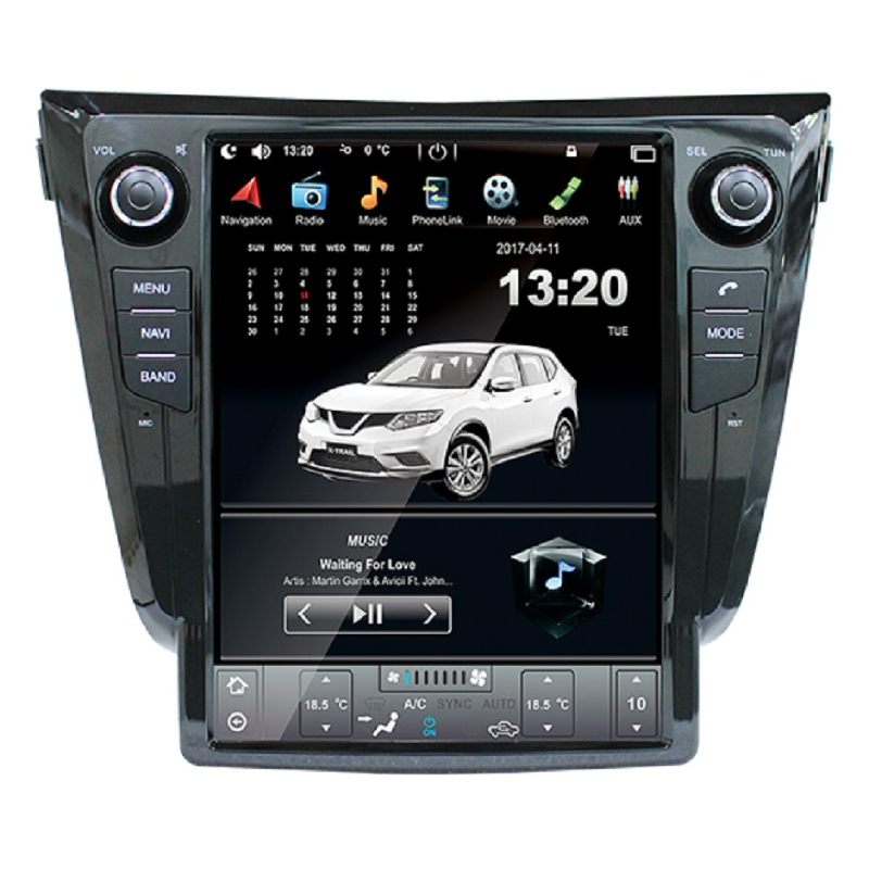 MOBILETECH Headunit Xtrail Android 12 Inch