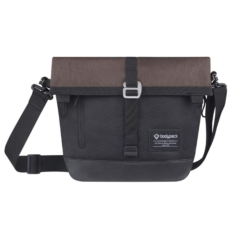 Bodypack Prodiger Battle Ground 2.0 Camera Shoulder Bag - Brown