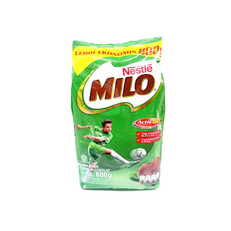 Milo Actigen-E Pouch 800Gr