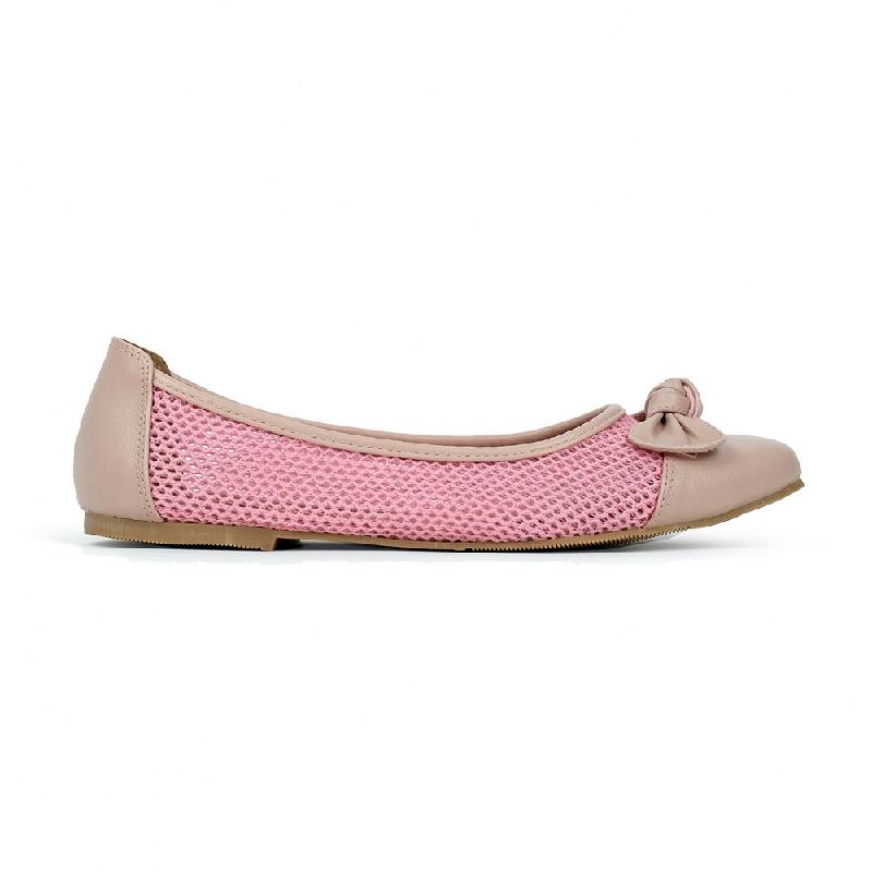 Ghirardelli Flats Cadby Pink
