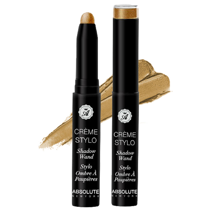 Absolute New York Creme Stylo Shadow Wand Gold Bar