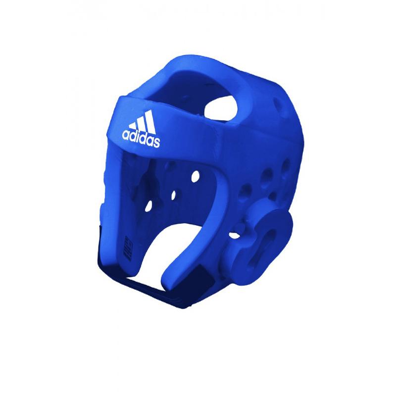 Adidas Combat Head Guard Tkd Blue