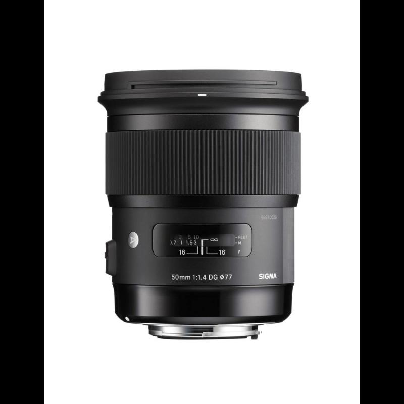Sigma 50mm F1.4 DG HSM (A) Sony E