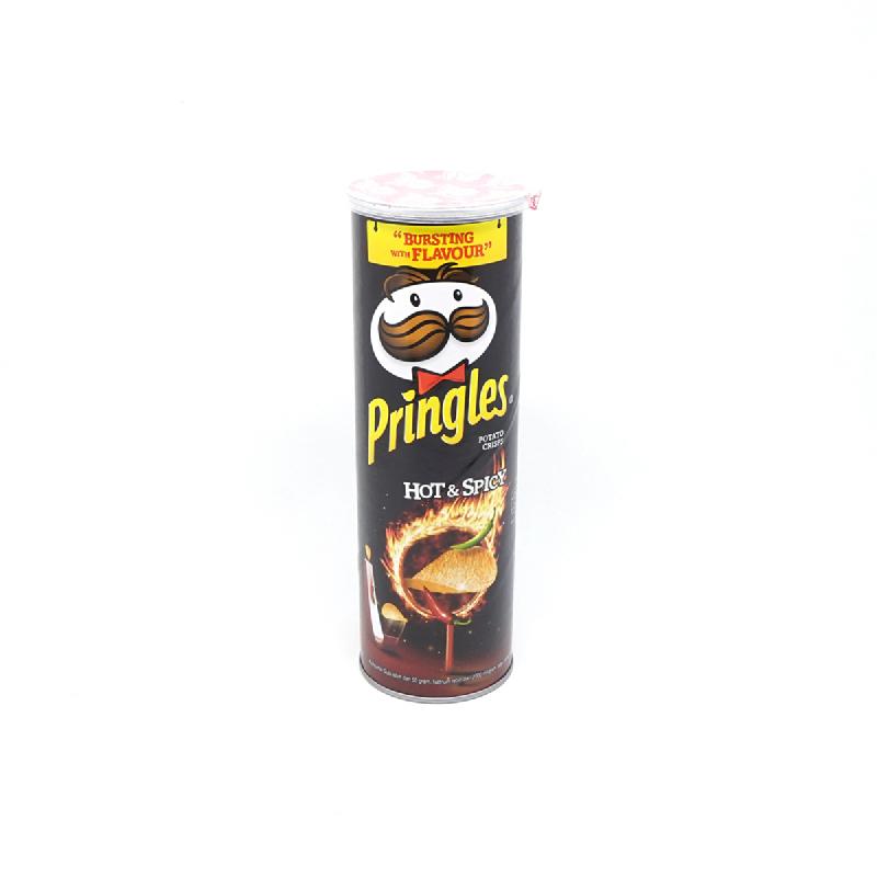 Pringles Hot & Spicy 110G