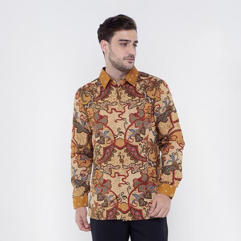 Asana Batik Long Sleeve LS7404MUS
