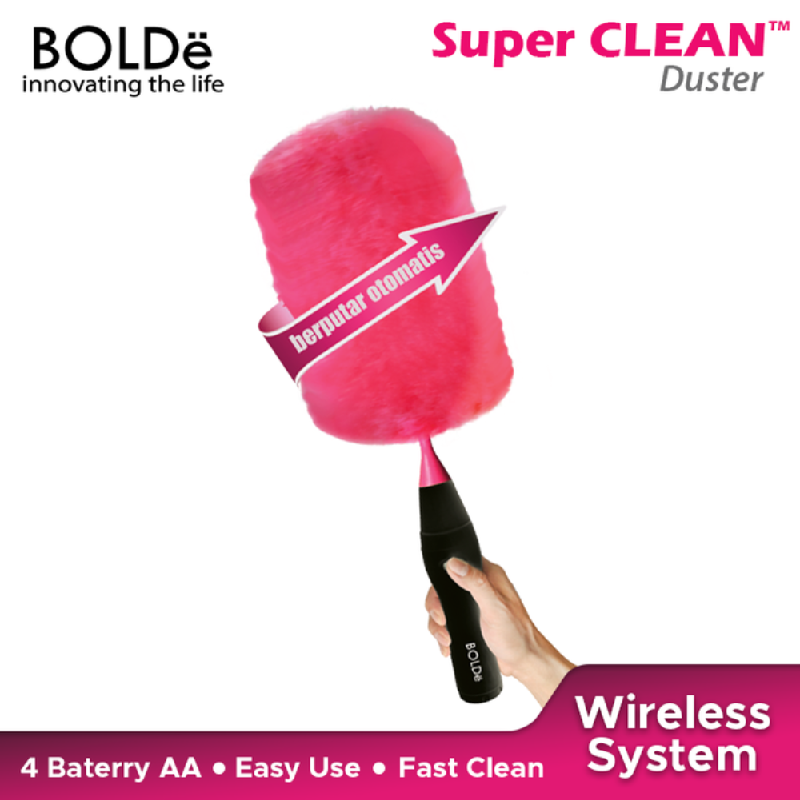 BOLDe Super Clean Wireless System