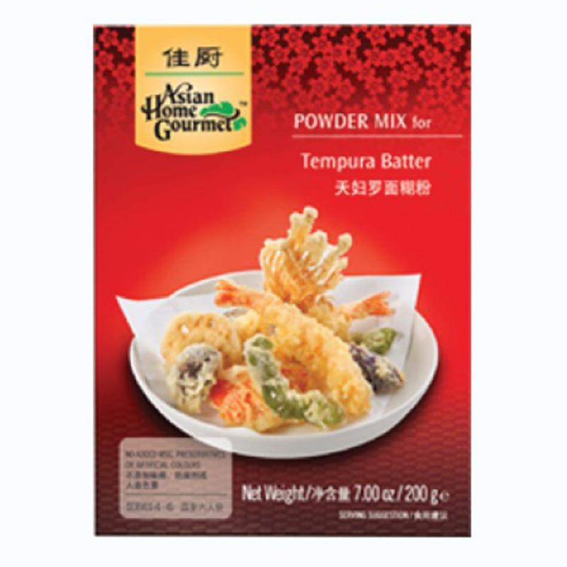 Asian Home Gourment Tempura Butter Mix 200 Gr