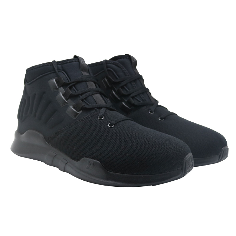 Precise Dragon J Sepatu Remaja - Black