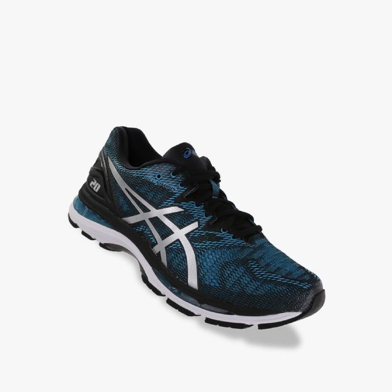 Asics Gel-Nimbus 20 Men Running Shoes - Standard Wide Blue