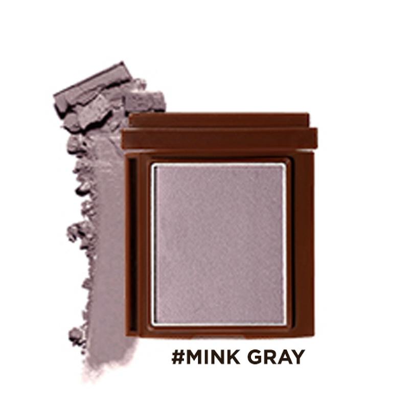 16brand Brickit Shadow Matt Line - Mink Gray