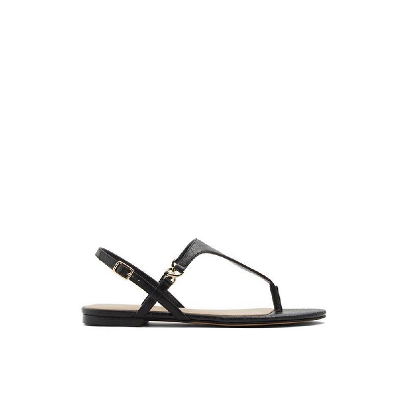 Aldo Ladies Sandals Kedulia 001 Black