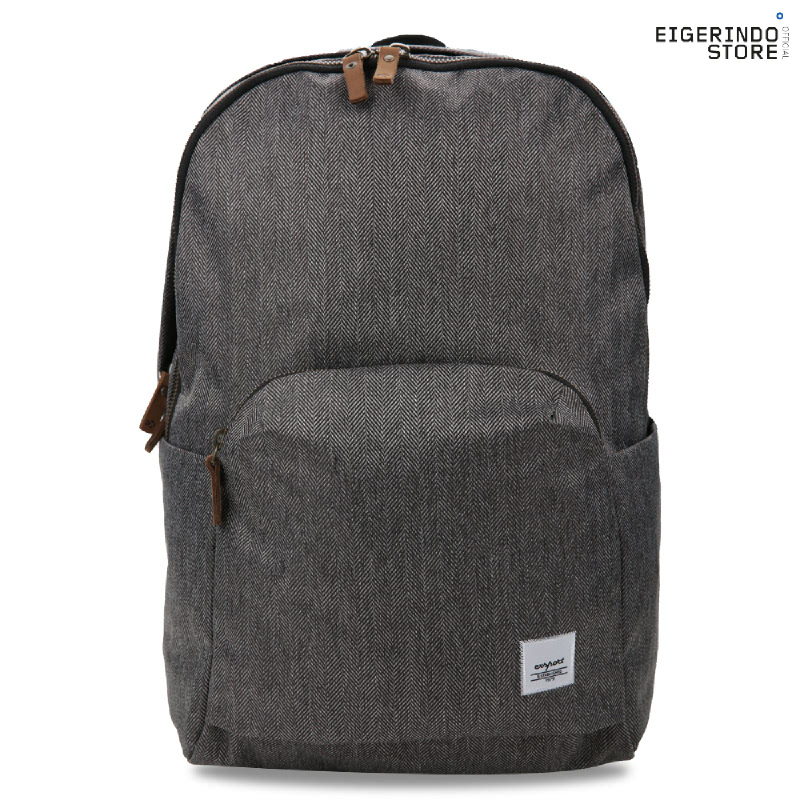 Exsport Clasio Laptop Backpack - Black