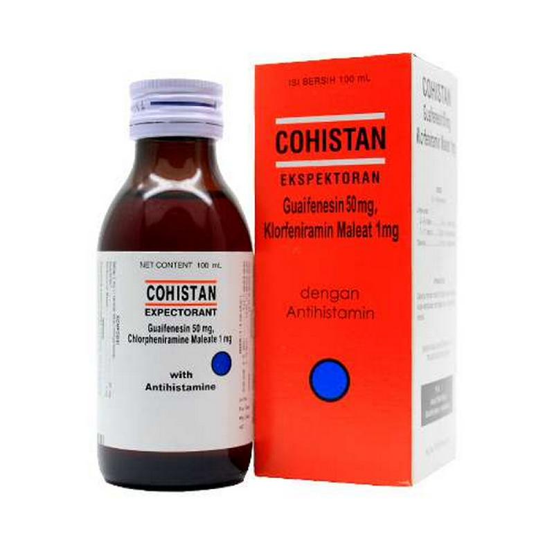 Cohistan EXP Sirup 100 ml