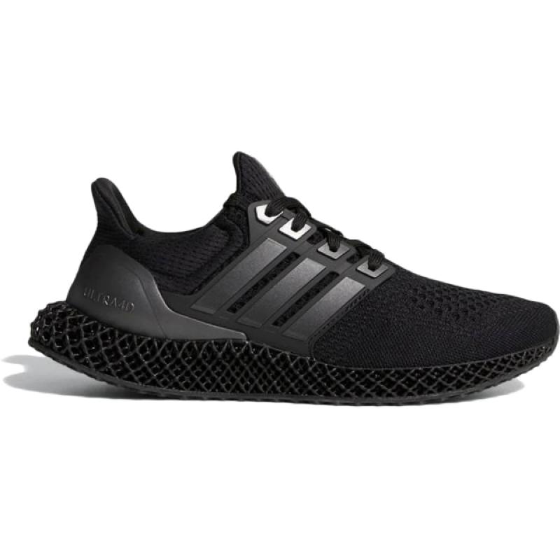 Adidas Ultra 4D Triple Black EU 44.5