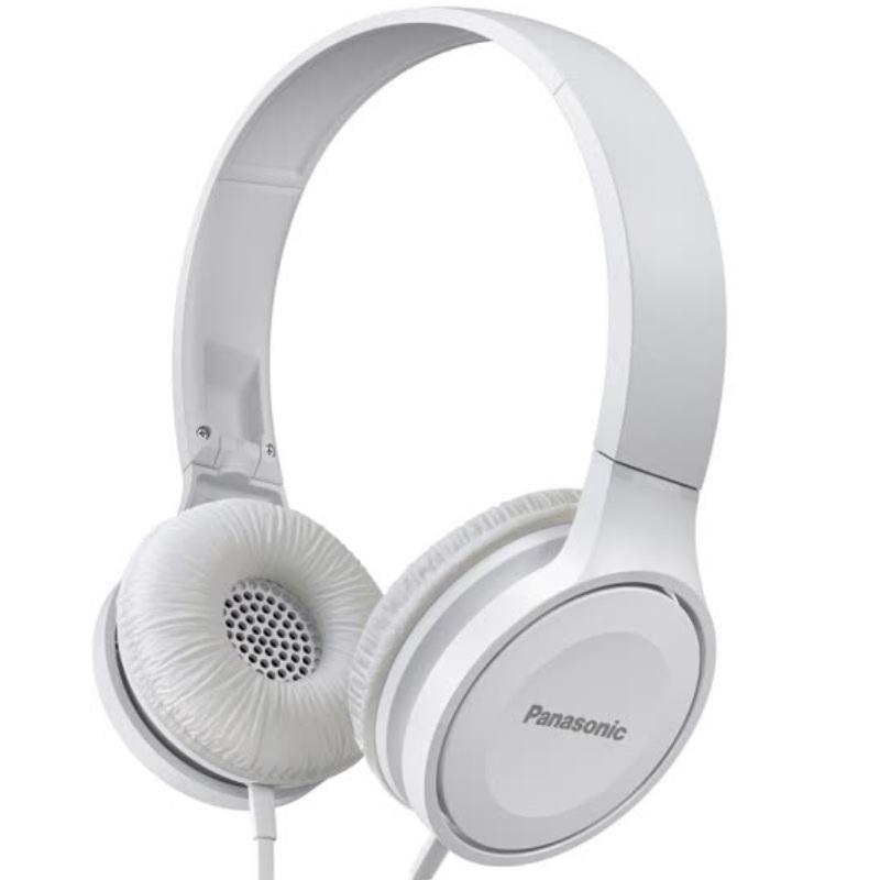 PANASONIC HEADPHONE WIRED HF100 PUTIH