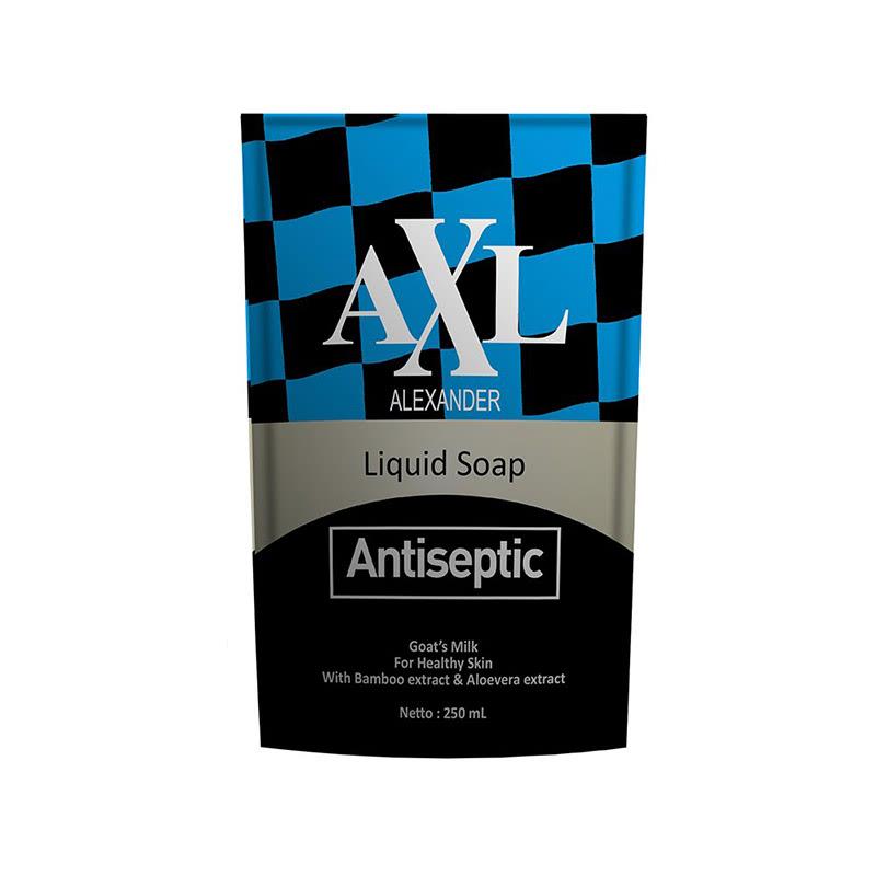 Axl Alexander Liquid Soap Antiseptic 250