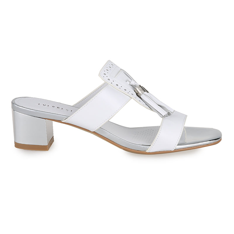 Everbest Sandal Hak Tinggi Danicca Putih