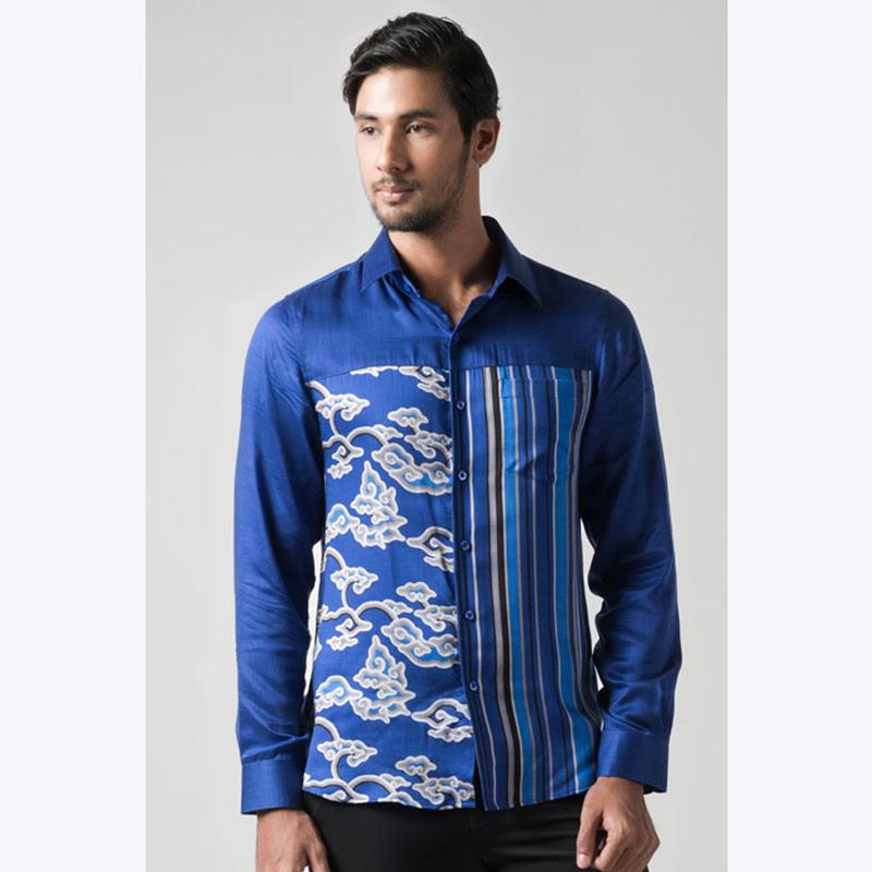 Long Sleeve Mega Mendung Shirt MS015