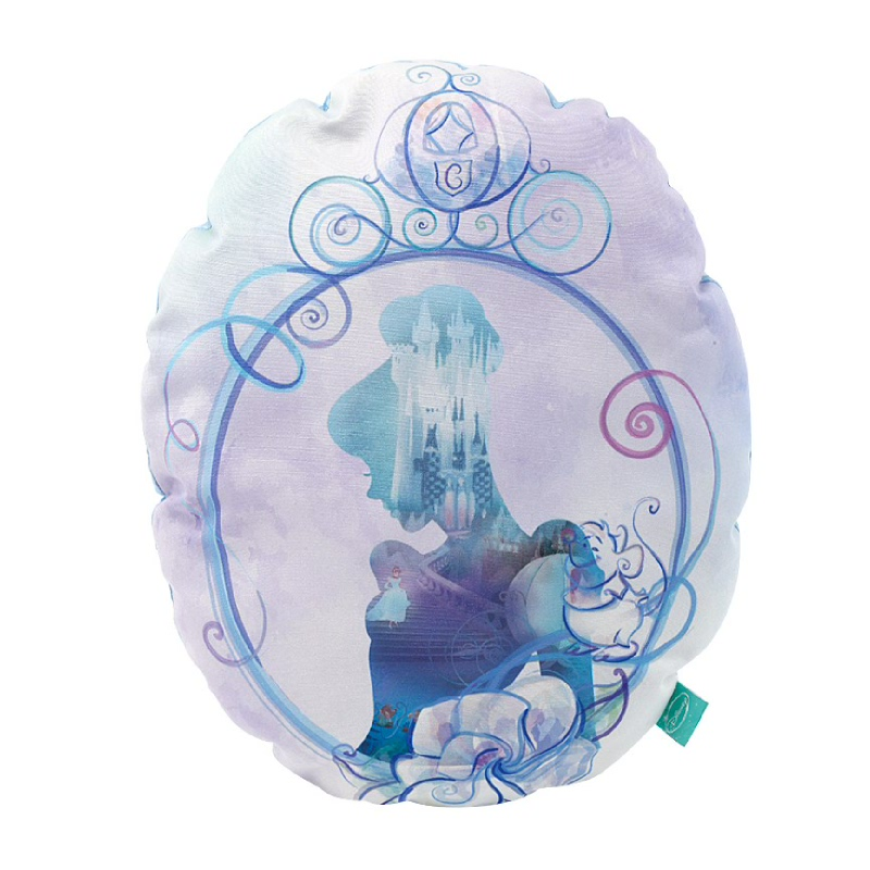 Princess Cushion Oval Cinderella