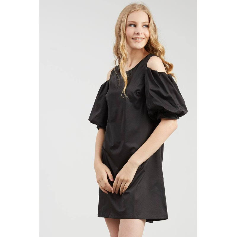 Francois Sandau Dress in Black