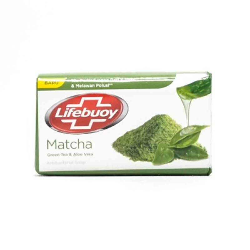 Lifebuoy Bar Soap Matcha Grentea 75 Gr