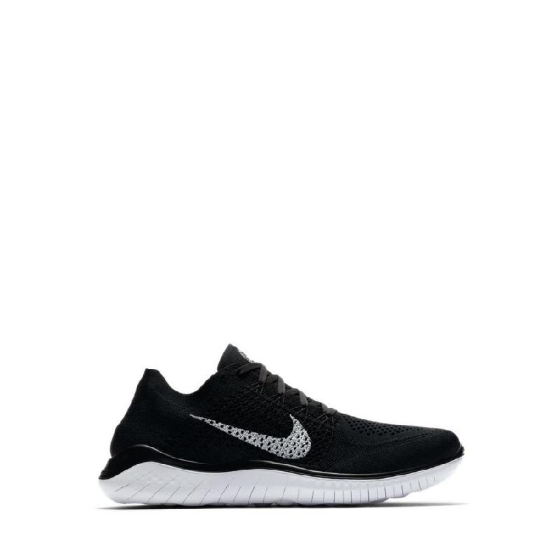 Nike Free RN Flyknit 2018 Men Running Shoes Black