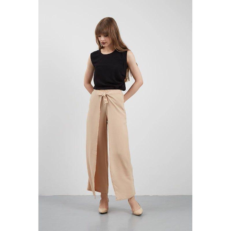 Herina Brown Pants