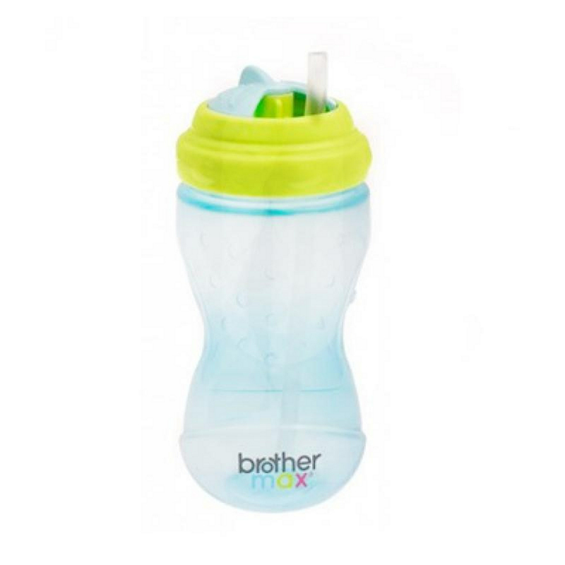Brother Max Twist and Go Sipper Drink Cooler [360 mL] Blue Green