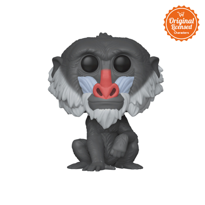 Funko Pop Disney Lion King Rafiki
