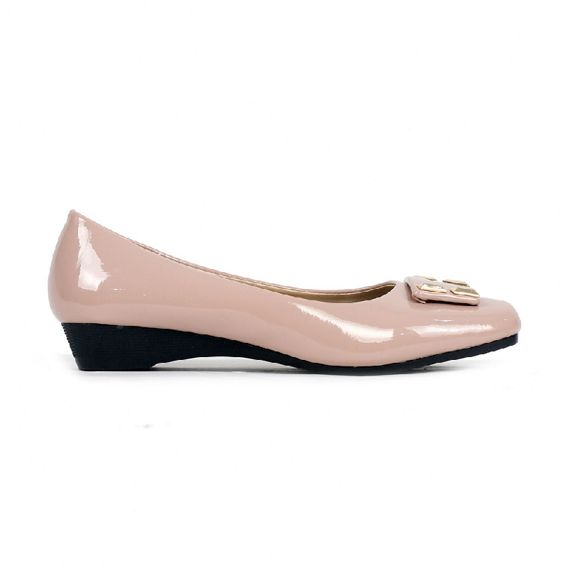 Inside Wedges Claudia Pink