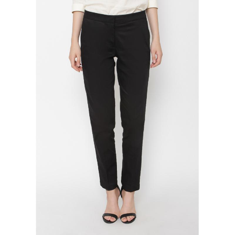 Agatha Long Pants Black