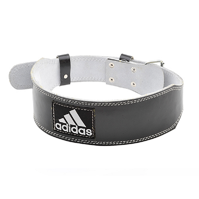 Adidas Combat Leather Lumbar Belt
