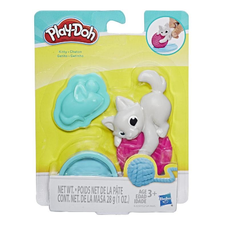 Play-Doh Mini Pet Tools - Kitty