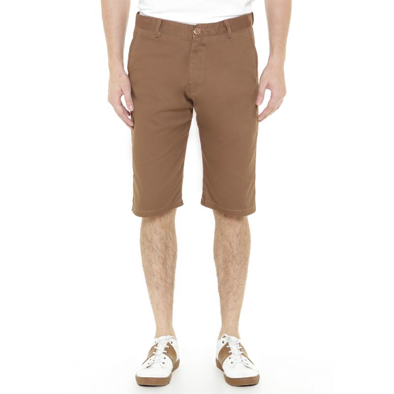 17Seven Chococinno Men Short pants - Brown