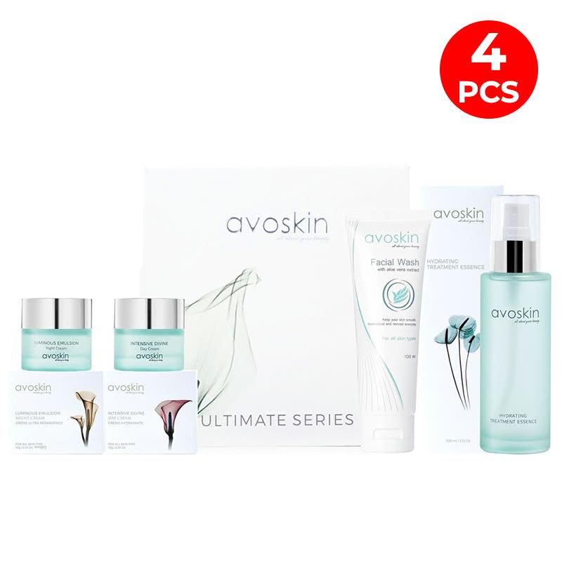 Avoskin Ultimate Time To Glow Series
