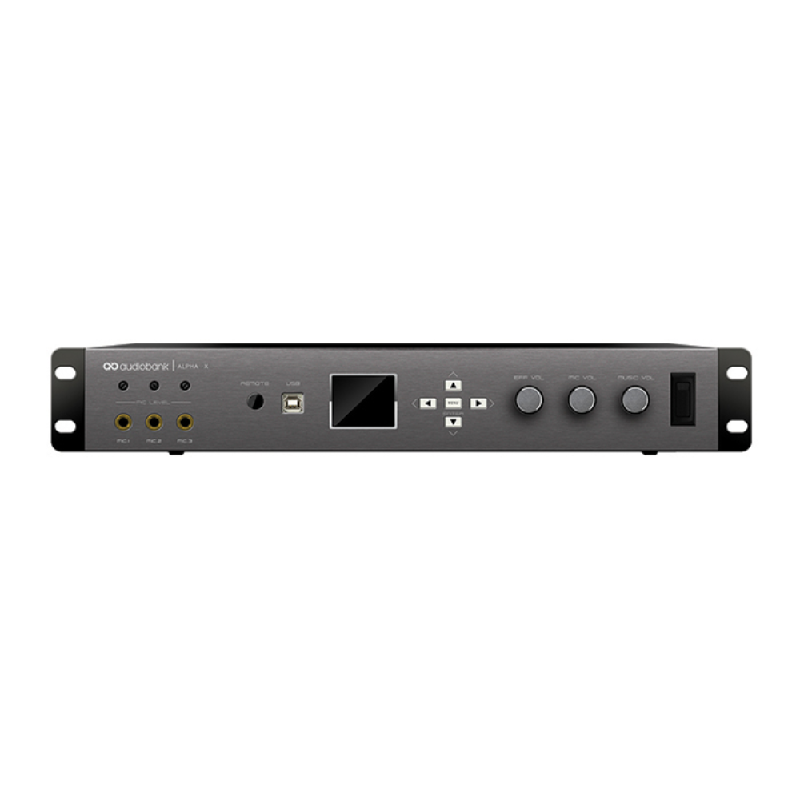 Audiobank Amplifier Alpha X