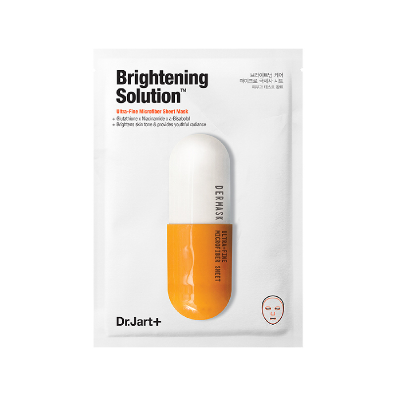 Dr.Jart+ Dermask Micro Jet Brightening Solution (5Pcs)