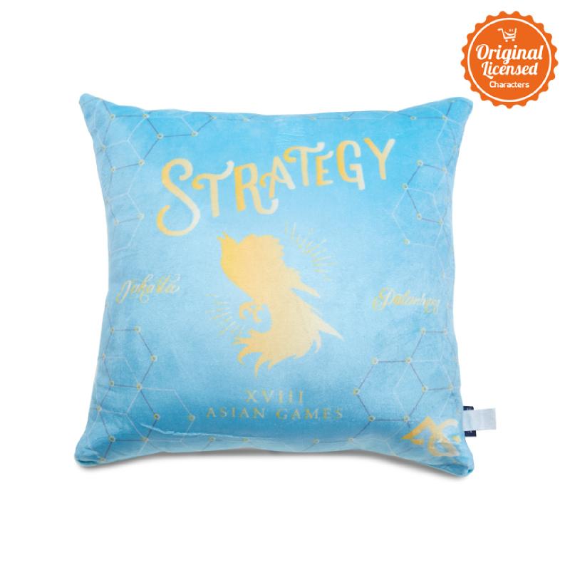 Asian Games 2018 Cushion Strategy 35x35cm