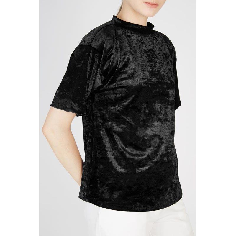 Pelica Turtleneck Blouse Black