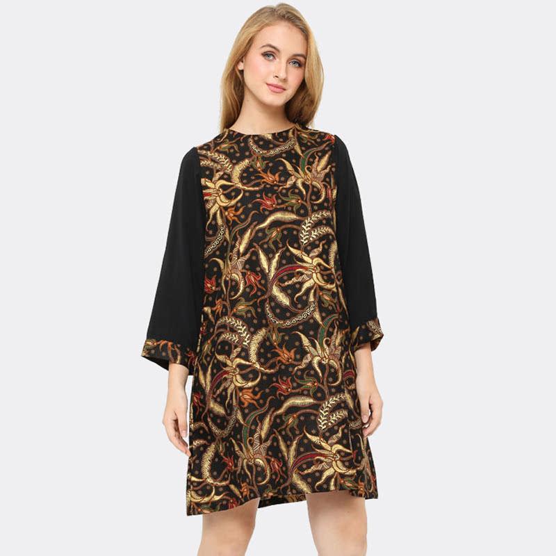 Anakara Dress Morilla  Black