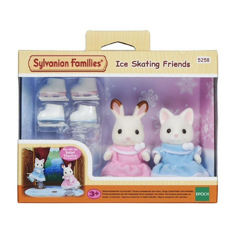 Sylvanian Families Ice Skating Friends ESFA52580