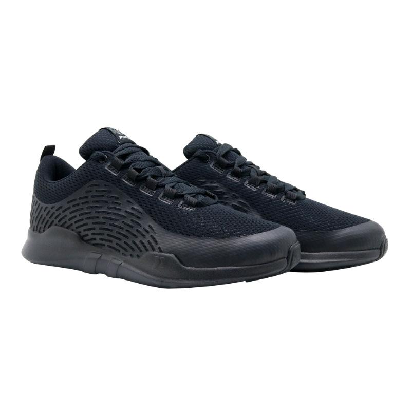 Precise Denzel J Sepatu Remaja - Black