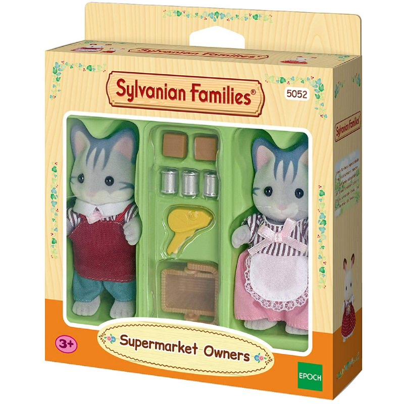 Sylvanian Families Supermarket Owner ESFE50520
