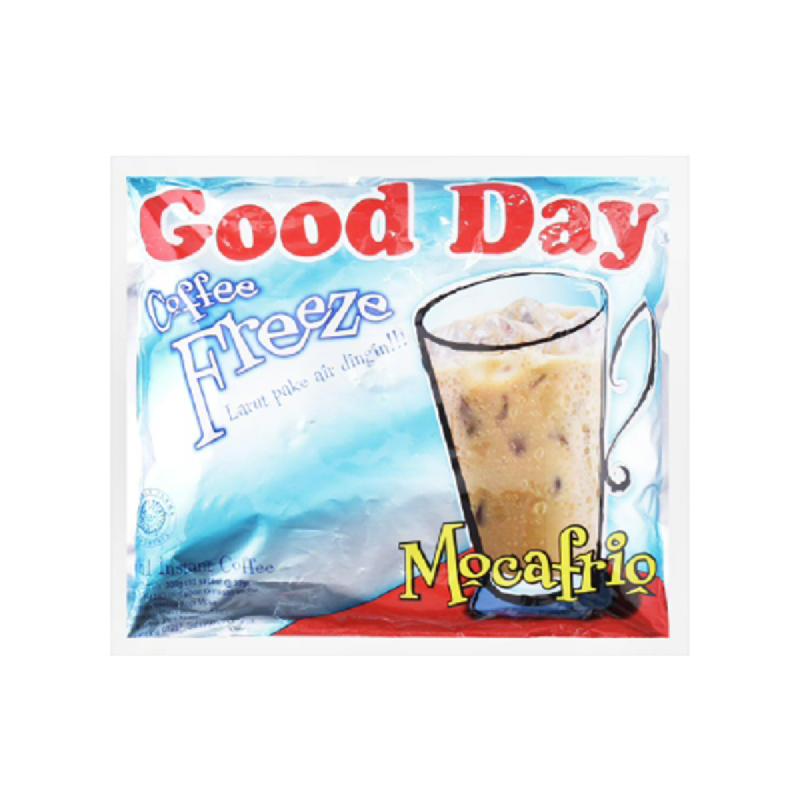 Good Day Freeze Mocafrio Bag 10x30g