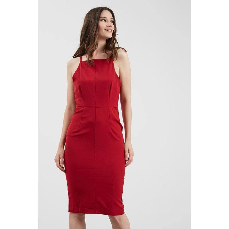 Gwen Groningen Dress in Red