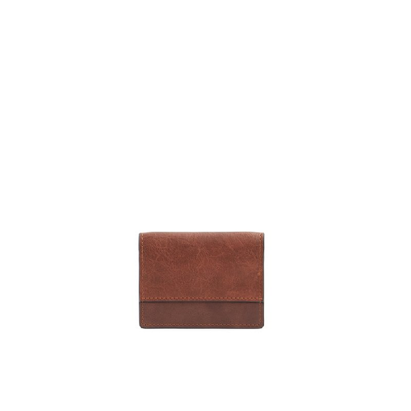 Aldo Mens Wallet GUELFES-220-220 Cognac